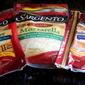 Mac & Cheese and natural Sargento cheese