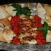 Halloumi Cheese Appetizer