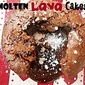 September's Secret Recipe Club Reveal - Molten Lava Cakes