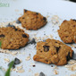 Morning Jolt Cookies – Gluten-Free Oatmeal, Peanut Butter, Vanilla, Coffee, Chocolate Chip!