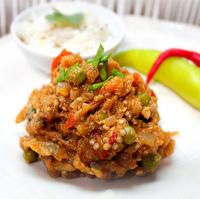 Baigan Bharta (Punjabi Eggplant Curry): Virtue Out of Necessity