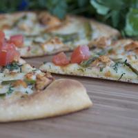 Pollo Asado Pizza Recipe or Pizza with Grilled Chicken