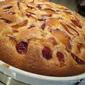 PLUM buttermilk torte cake {GF option also}