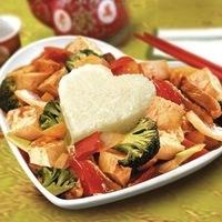 Meatless Mondays: Tofu and Vegetable Stir Fry