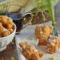 Corn Fritters with Maple Syrup Recipe—A Family Food Flashback