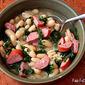 Sausage, White Bean and Kale Stew