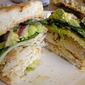 Carla's Roasted Chicken Sandwich