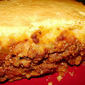 Hot Tamale-Cornbread Casserole + Cajun Boogie