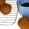 Gluten Free Bran and Flax Pumpkin Muffins