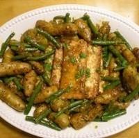 Vegan Tofu Vesuvio | Gourmet Italian
