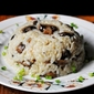 Brown Rice Mushroom Pilaf