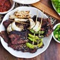 Korean Styled BBQ Beef Short Ribs~Kalbi(Galbi)
