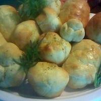 instant potato dough for rolls