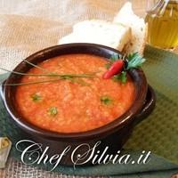 La pappa al pomodoro - ricetta Toscana