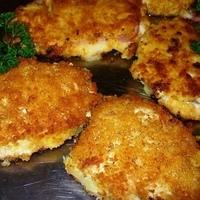 Chicken Cordon Bleu - Schnitzel Style!