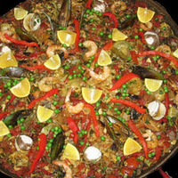 Paella: The Works