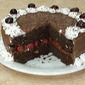 Low Carb Black Forest Cake