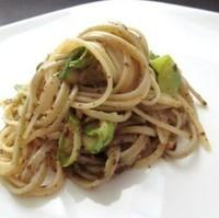 "Pesto ""Straw & Hay"" Pasta"