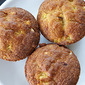 The Secret Recipe Club - Yummy Spicy Corn Muffins
