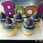 Witch's Hat Cupcakes