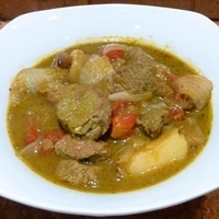 Sumptuous Georgian Lamb Stew