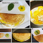Masala Dosa & Egg Dosa