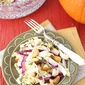Asian Slaw with Cashews, Pear & Ginger Dressing Recipe