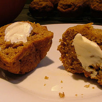 Pumpkin Cinnamon Muffins and Cooking Lessons from Grizelda The Ghastly Gourmet