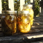 Roasted Pickled Peppers