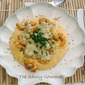 Saucy Spicy Shrimp and Cheesy Grits