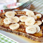 Banana-Maple French Toast