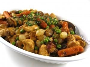 Low Calorie, Quick and Delish, Coq au Vin