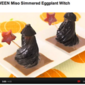 Miso Simmered Eggplant Witch - Video Recipe