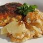 Potatoe Cheese and Sour Cream Casserole