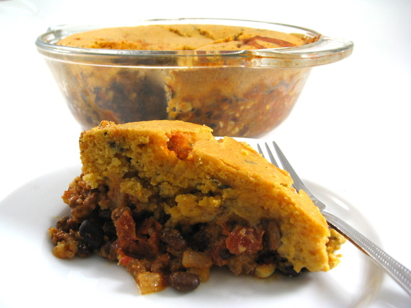 Fabulous, Skinny Tamale Pie