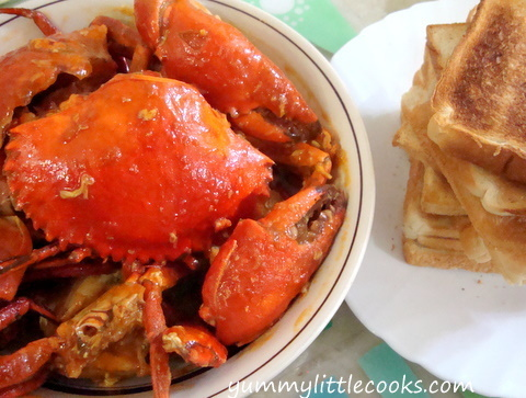 Sweet and Sour Crabs
