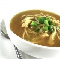 My Favorite Main Course Soup These Days, Hot and Sour Chicken Soup
