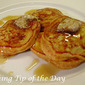 Recipe: Southern Sweet Potato Pancakes