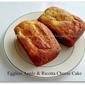 Eggless Apple & Ricotta Cheese Cake