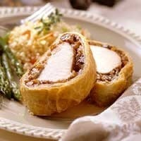 Pork Tenderloin in Pastry