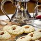 Almond Cardamom Cookies 2 Ways, Gluten Free and/or Vegan