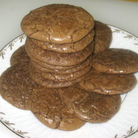 Chewy Chocolate Cookie - Yummy
