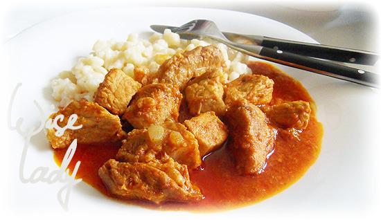 Hungarian pork stew Recipe by Judit - CookEatShare