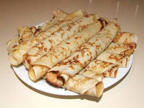 Hungarian Pancake Recipe By Judit Cookeatshare