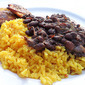 Crock Pot Black Beans--Cuban Style
