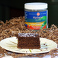Tropical Infused Chocolate Snack Cake