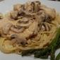 12/9/09 - Chicken Marsala w Fettucini