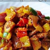 Mixed Pepper Stir Fry - Super Quick