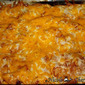 Colie's Cheesy Chicken Enchilada Casserole