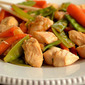 Lemon-y Turkey Stir-Fry